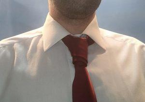آموزش بستن گره کراوات وداجک